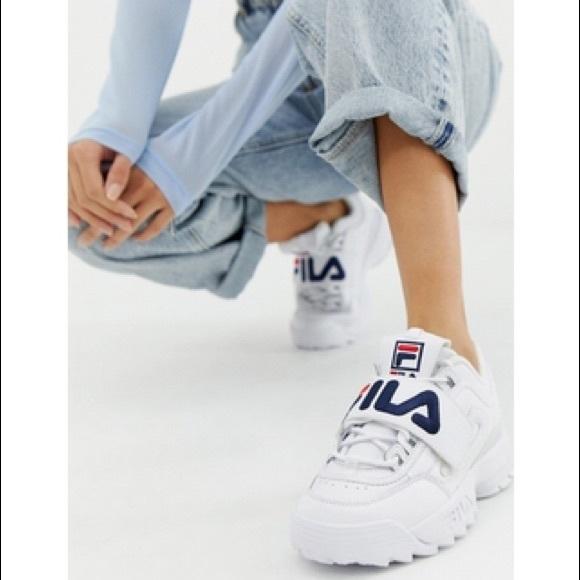 Fila Shoes | Fila Disruptor Ii Velcro